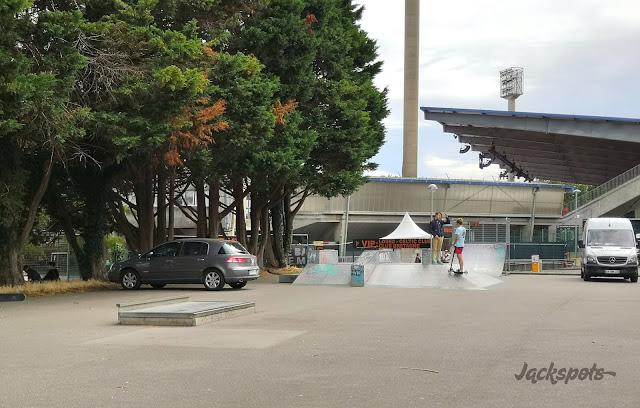 skate park Lorient