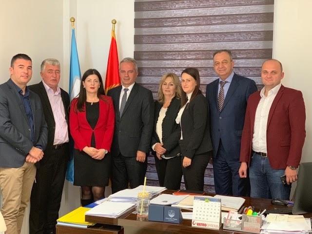 Purišić u Gusinju: Gradiće se višenamjenski objekat, obezbijeđeno 250.000 eura