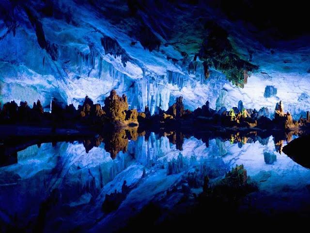 Caverna da Flauta Reed - Guilin