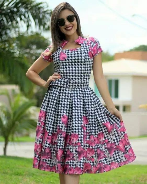 vestido midi- moda evangélica-loja flor de amêndoa