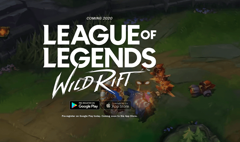 League of Legends now coming to mobileLe with Wild Rift