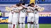 Η αποστολή των παικτών του ΠΑΟΚ για τον 1ο ημιτελικό του κυπέλλου με τον Παναθηναϊκό