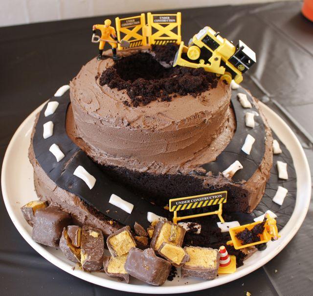 Five Forks: Construction Cake