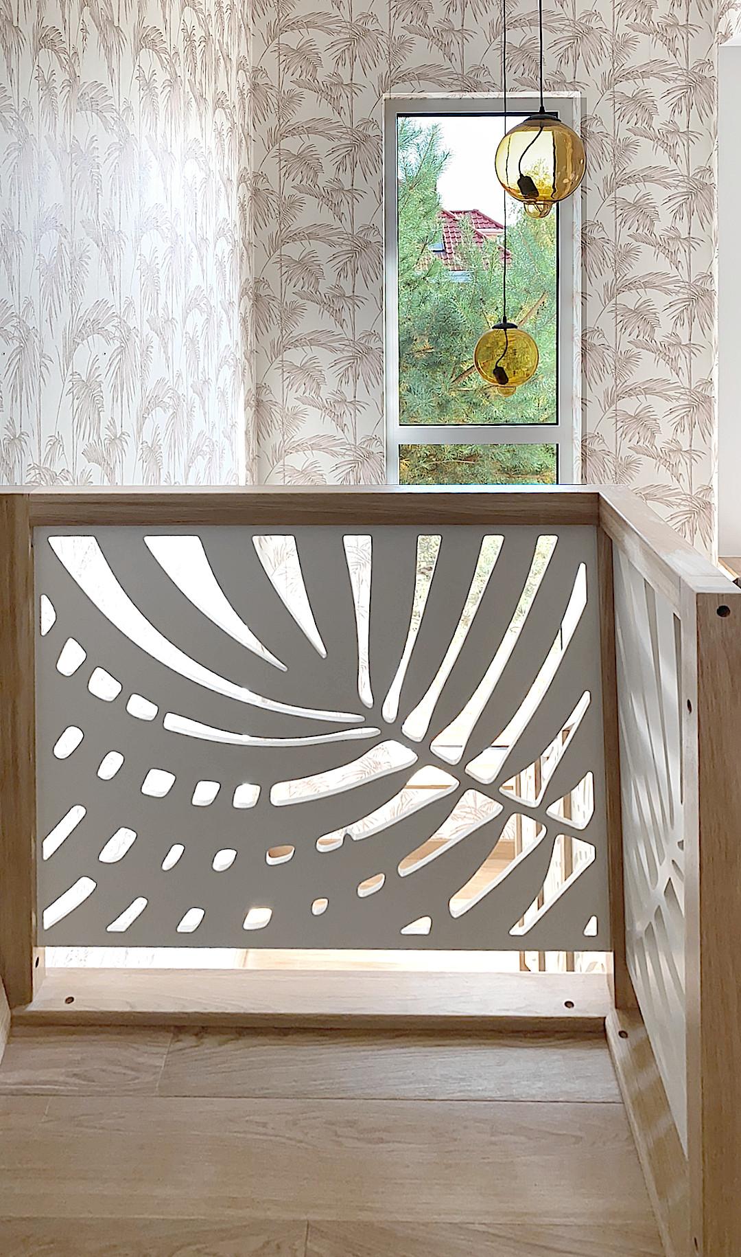Ażurowe balustrady na schody producent Warszawa mazowieckie