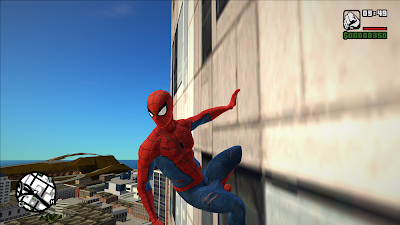 GTA San Andreas The Amazing Spider Man Latest Version 2020