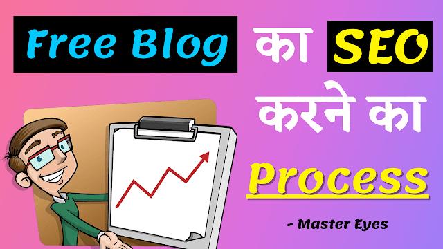 Free Blog Ka SEO Karne Ka Pura Process: