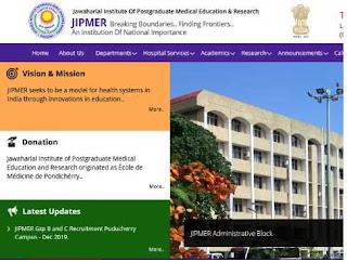 JIPMER Sarkari Naukri 2020 Recruitment Interview For Project Nurse Posts Has been Postponed | Sarkari Jobs Adda