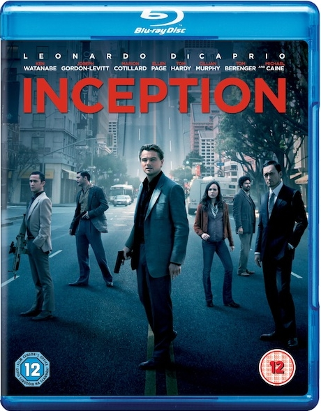 Inception [BD25] [2010] [Latino]