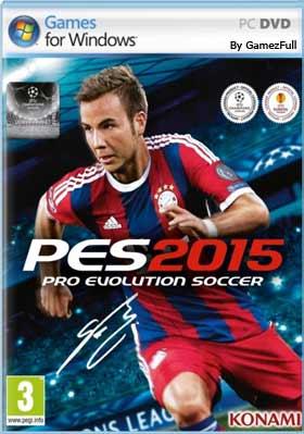 Descargar Pro Evolution Soccer 2015 pc español méxico y argentina mega y google drive /