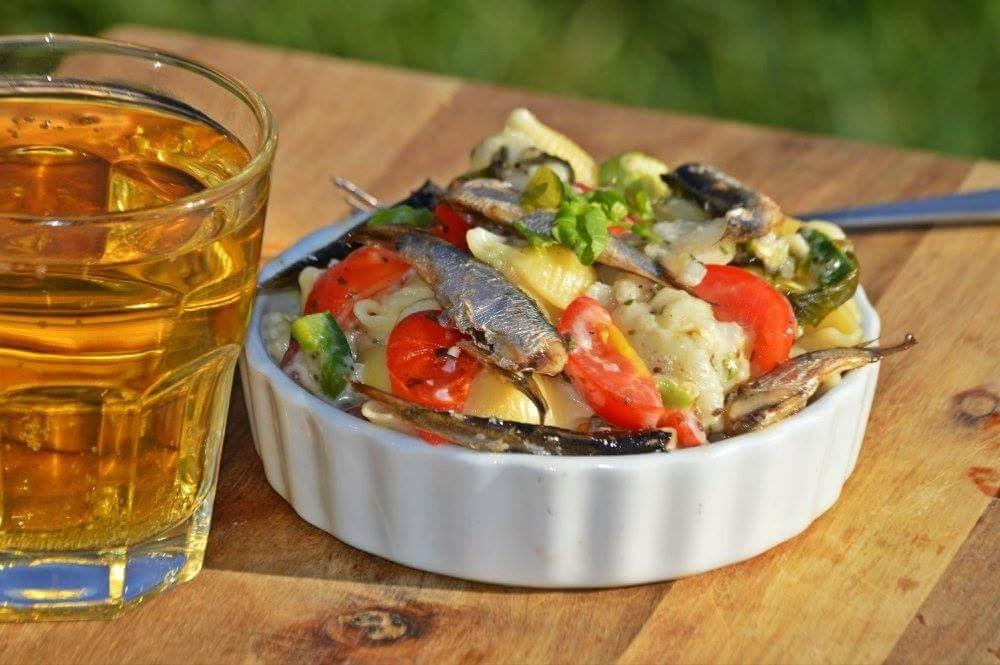 Mouth full of sardines sardine recipes for Sardine lunch ideas