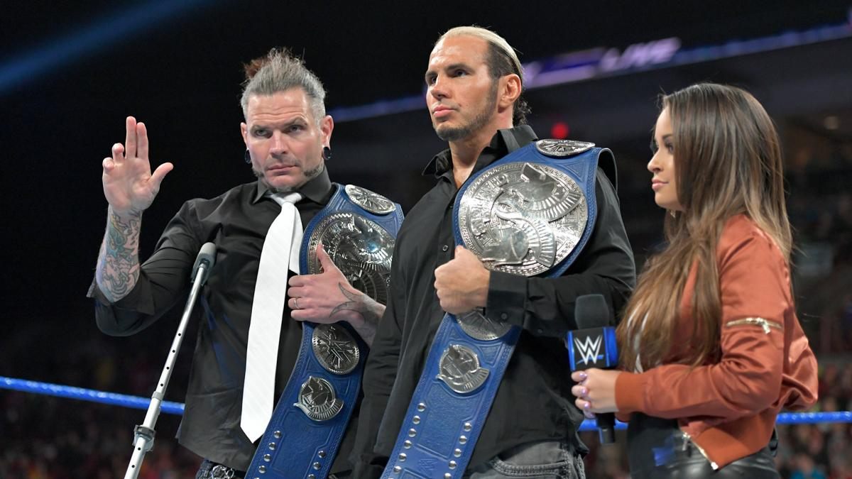 Matt Hardy quer enfrentar Jeff Hardy na AEW