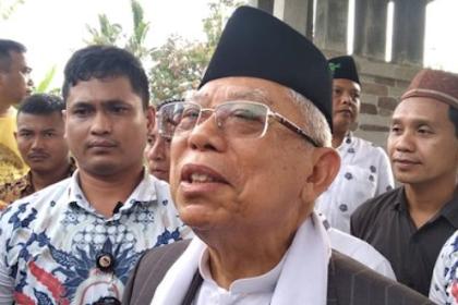 Ma'ruf Amin: Ahmad Dhani Tahu Apa tentang NU?