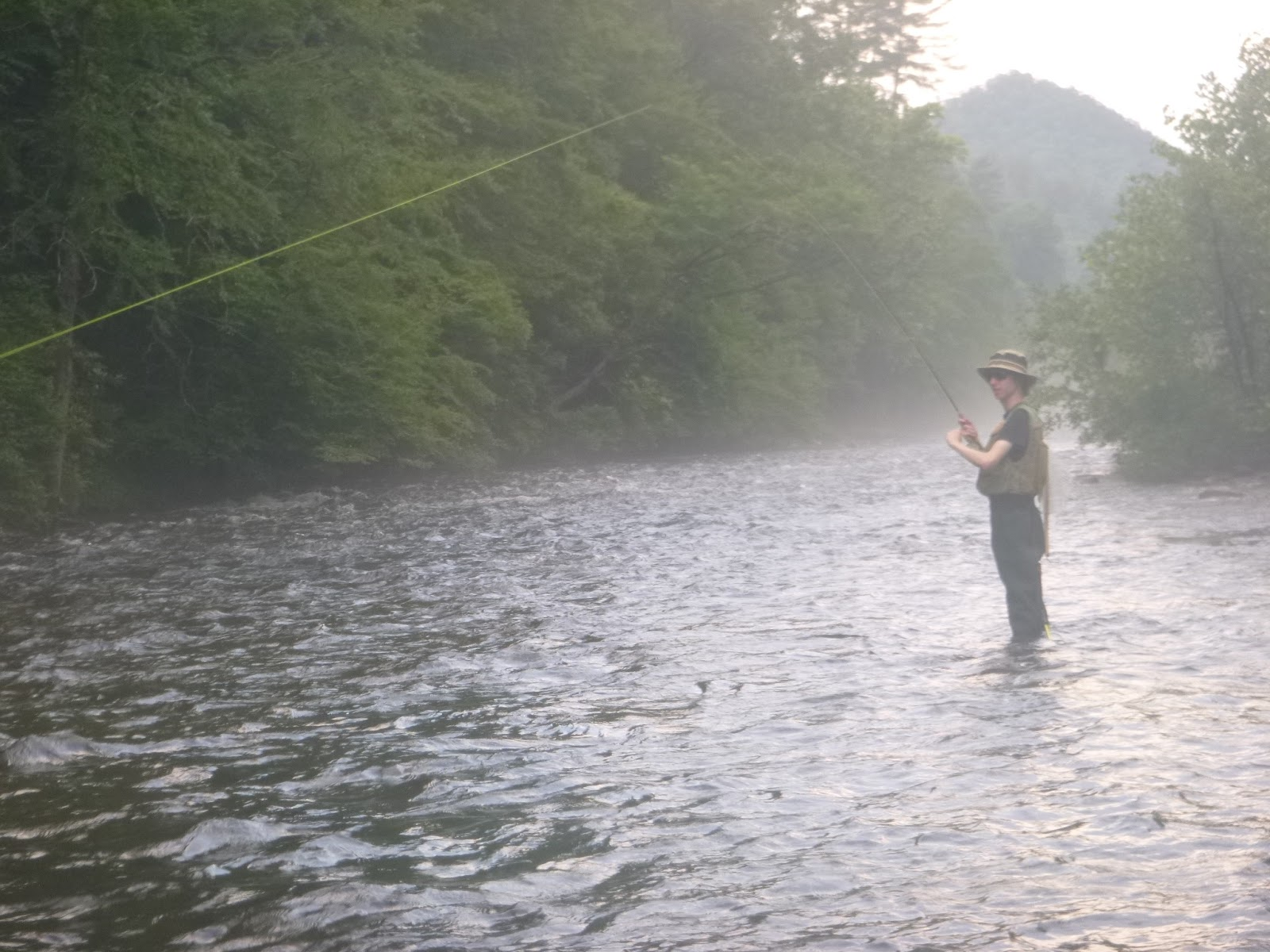 Fly Fishing Class and Tutoring