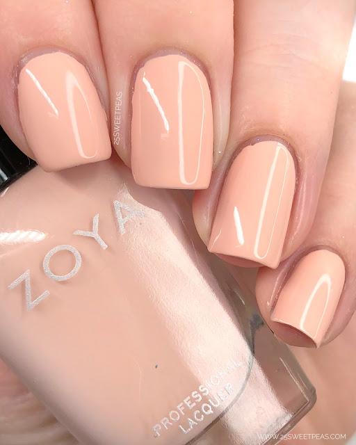 Zoya Colleen 25 Sweetpeas