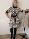 Sukienka dwuwarstwowa :)