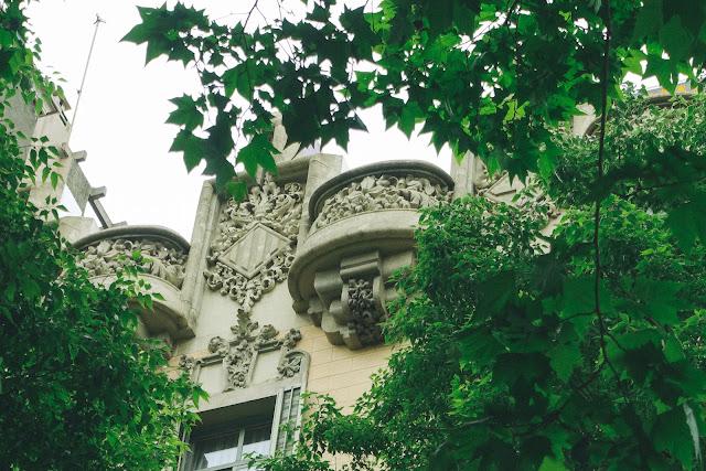 カサ・リュレンス・カンプルビー(Casa Llorenc Camprubi)