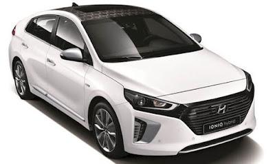 New 2017 Hyundai Loniq Hybrid Hd Images