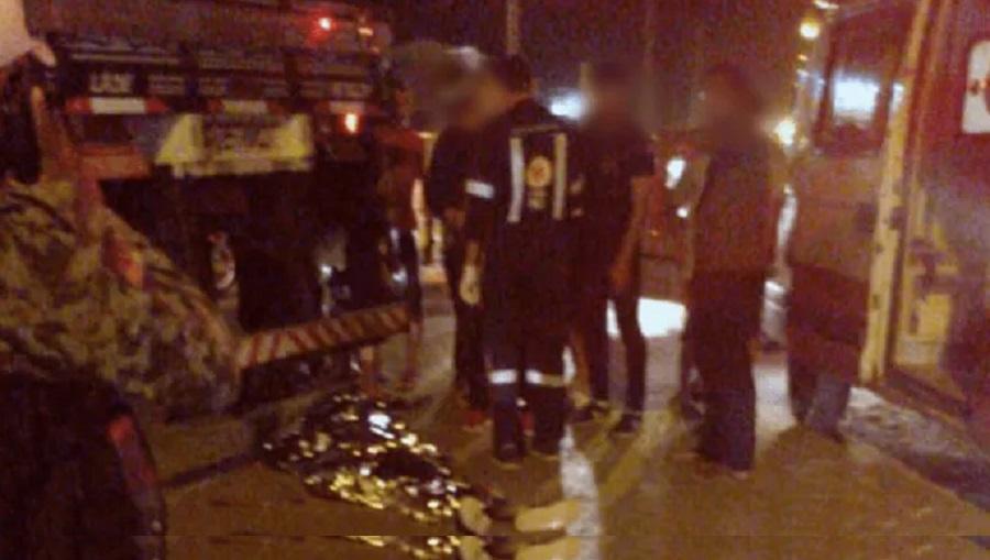 Acidente entre moto e caminhão deixa um morto na Estrada da Banana, Petrolina (PE) - Portal Spy