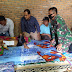 Babinsa Koramil 13/Rokan Ikut Aksi Penggalangan Dana Untuk Biaya Pengobatan Adik Kita Alfaris Penderita Thalasemenia