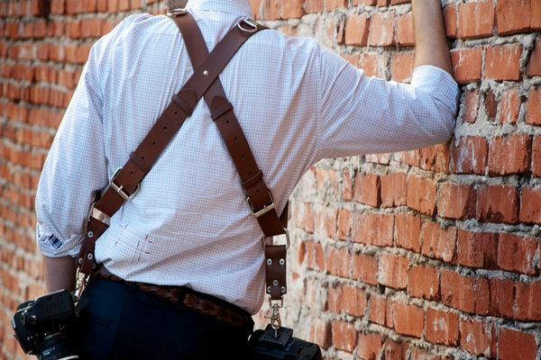 MoneyMaker DSLR Harness Strap
