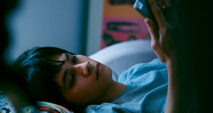 The End of the Pale Hour (Akegata no Wakamonotachi) film