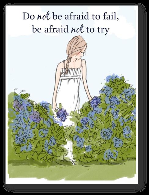 Jangan takut gagal, takut jangan mencoba