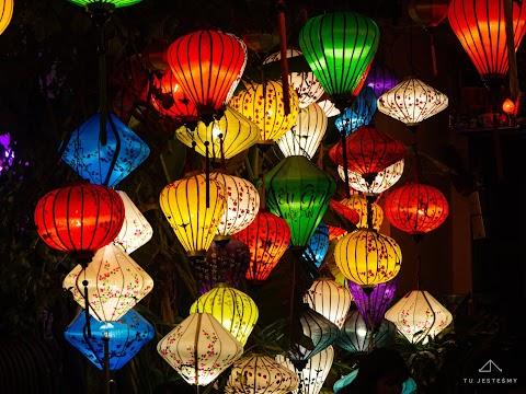 Magiczny wieczór w Hội An