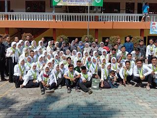 SMA Argopuro Panti , Rubah Prosesi Wisuda Jadi Tasyakuran dan Lepas Pisah