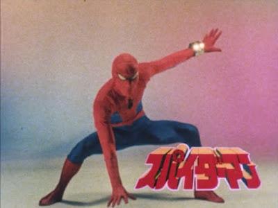 Toei's Spider-Man