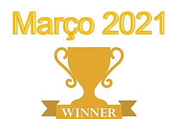Vencedores do Sorteio de Março 2021