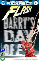 DC Renascimento: Flash #5