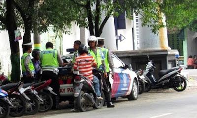 Polisi Akan Gelar Razia Tilang Besar-besaran di Pati