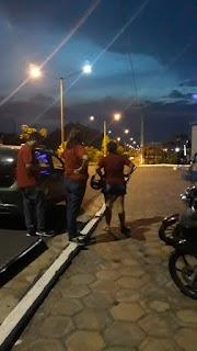 Deu ruim a carreata Lula Livre em Pedreiras