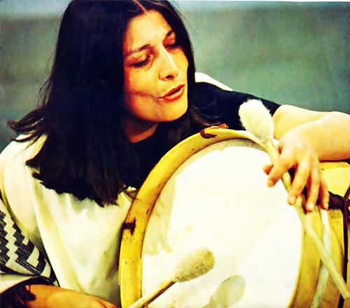 Lyrics de Mercedes Sosa