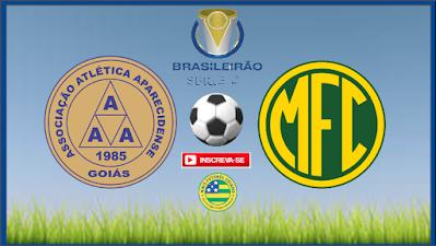 Decisão entre Aparecidense x Mirassol será transmitida para todo o Brasil