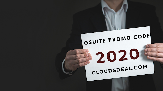 GSuite Business Promo Code 2020