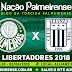 Jogo Palmeiras x Alianza Lima Ao Vivo 03/04/2018 [Narração]