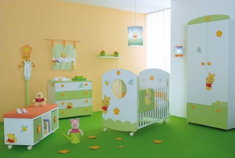 Dekorasi Kamar Anak Balita Dalam Desain Sederhana Rumah Minimalis