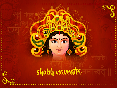 Happy Navratri whatsapp