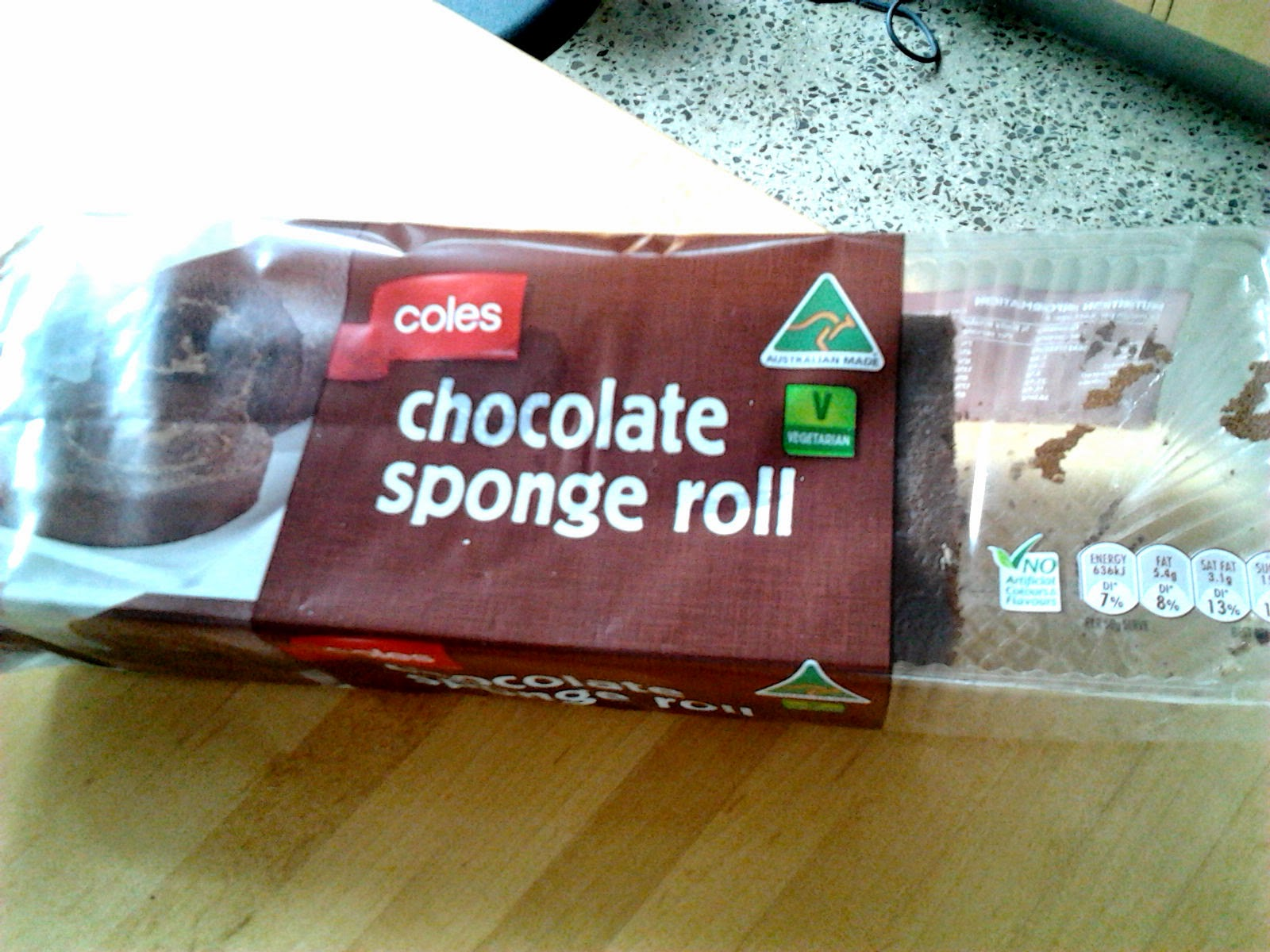 How Many Calories In A Slice Of Chocolate Sponge Cake