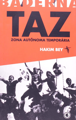 Capa de Zona Autônoma Temporária de Hakim Bey