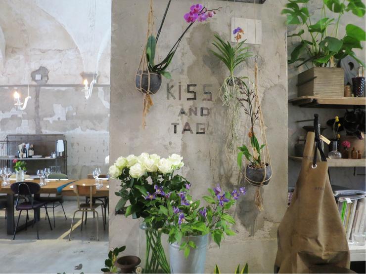 La menagere concept restaurant  Florence