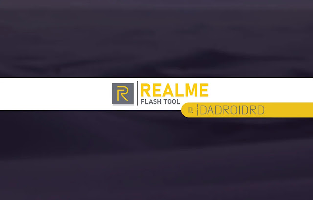 Realme Flash Tool Latest Version