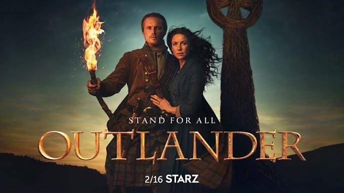 Outlander Temporada 5 [12/?] Sub Español HD Mega