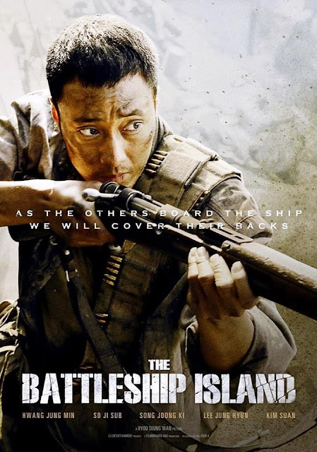 [K-Movie] The Battleship Island
