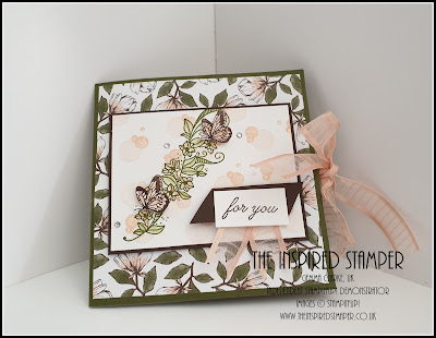 Stampin'Up! Pop Up Card