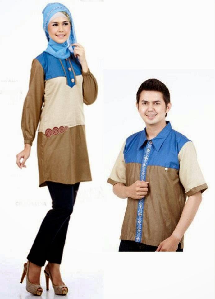 Baju Muslim Sarimbit Gamis 2015