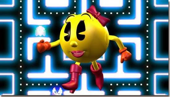Pacman - Ms Pacman
