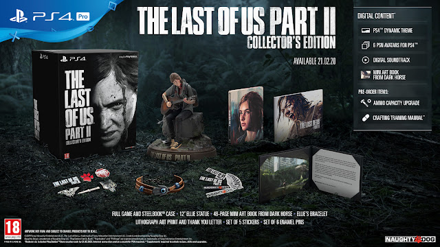 The Last of Us Part II: Collector's Edition