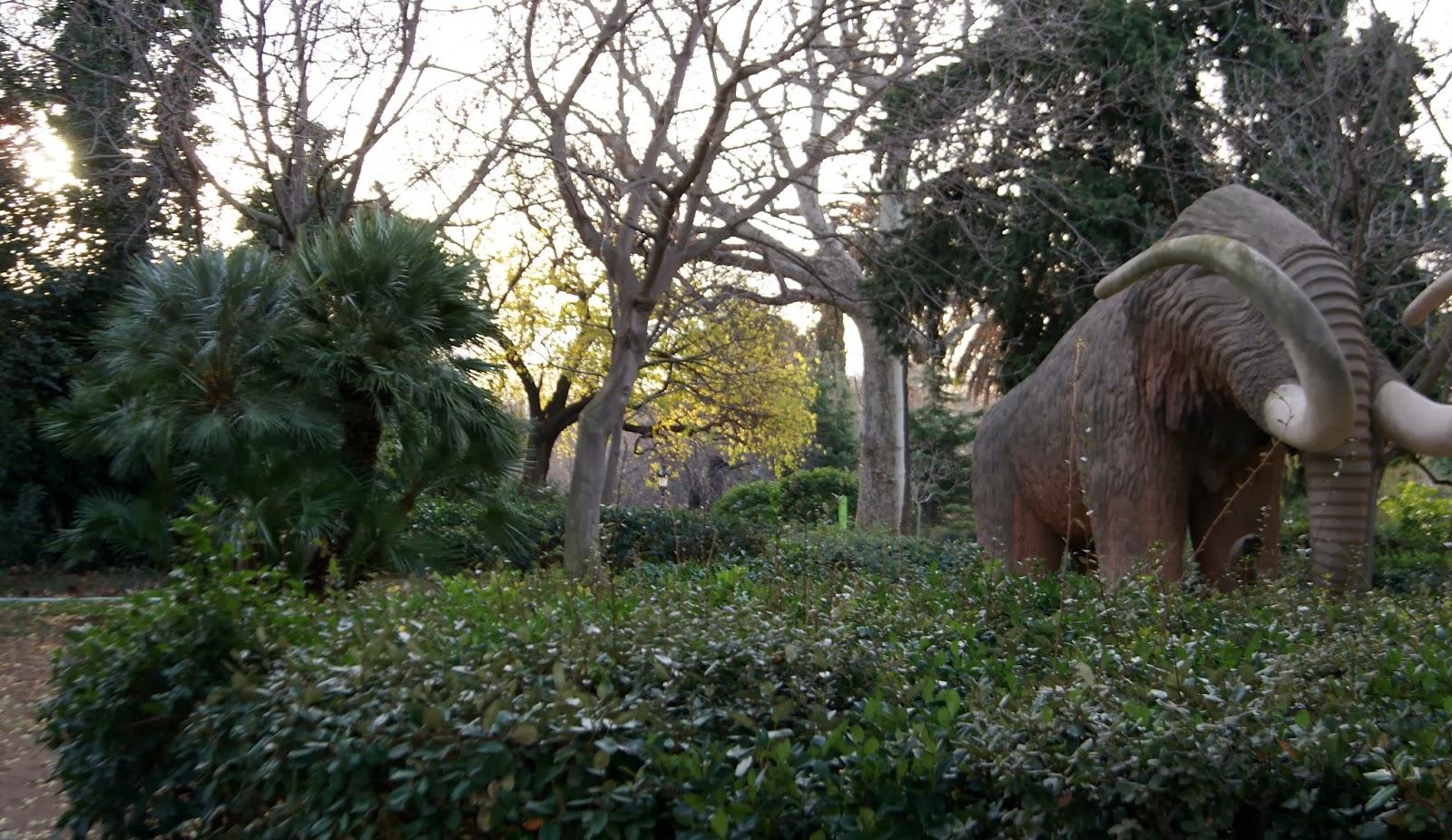 Parc de la Ciutadella (Barcelona) per Teresa Grau Ros